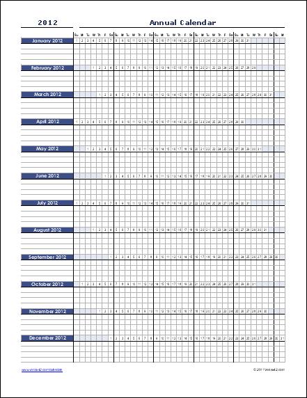 Checklist Templates - Create Printable Checklists With Excel