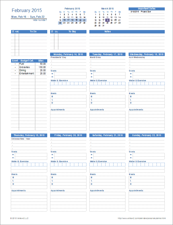 Reference List Template Download – Personal Reference List Template