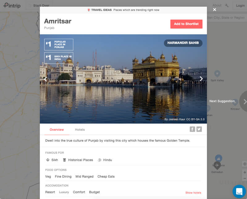 India\u0027s best travel guide that takes you to your next holiday!