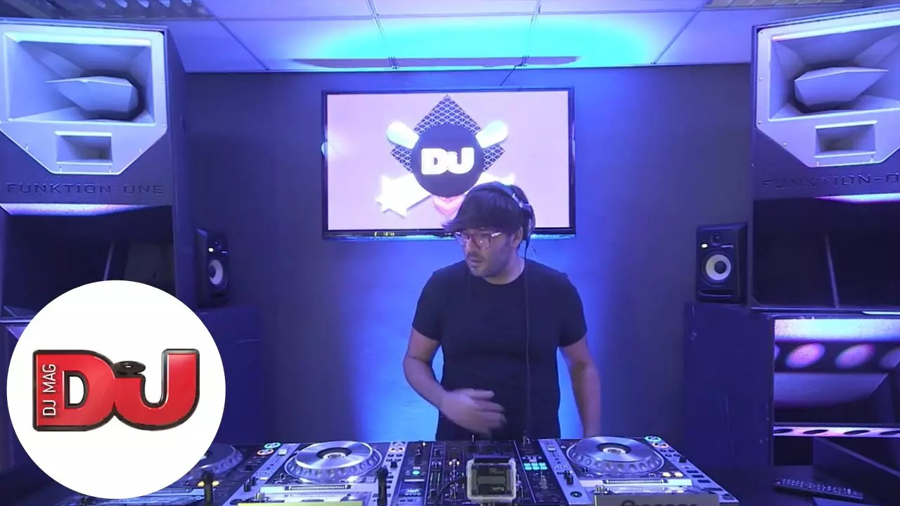 Live Hq Wally Lopez Live From Dj Mag Hq Virtual Clubbing Life