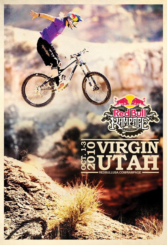 Majestic Fall Wallpaper Red Bull Rampage Returns To Utah On October 1 3 2010