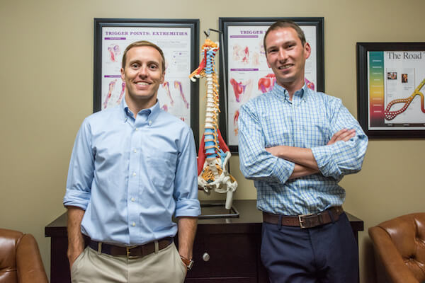 Meet the Doctors of Advantage Chiropractic Clinic