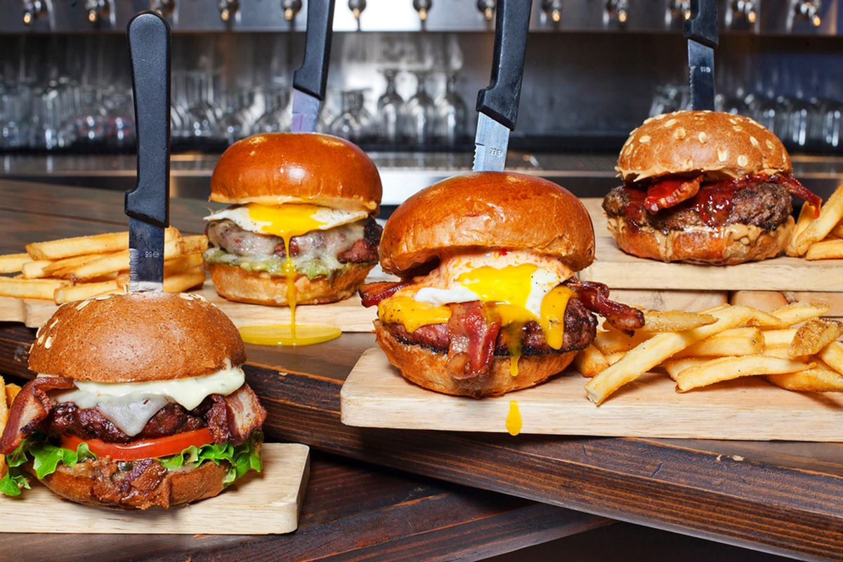 50*50 Las Vegas Home For Slaters 50 50 Burgers Revealed Eater