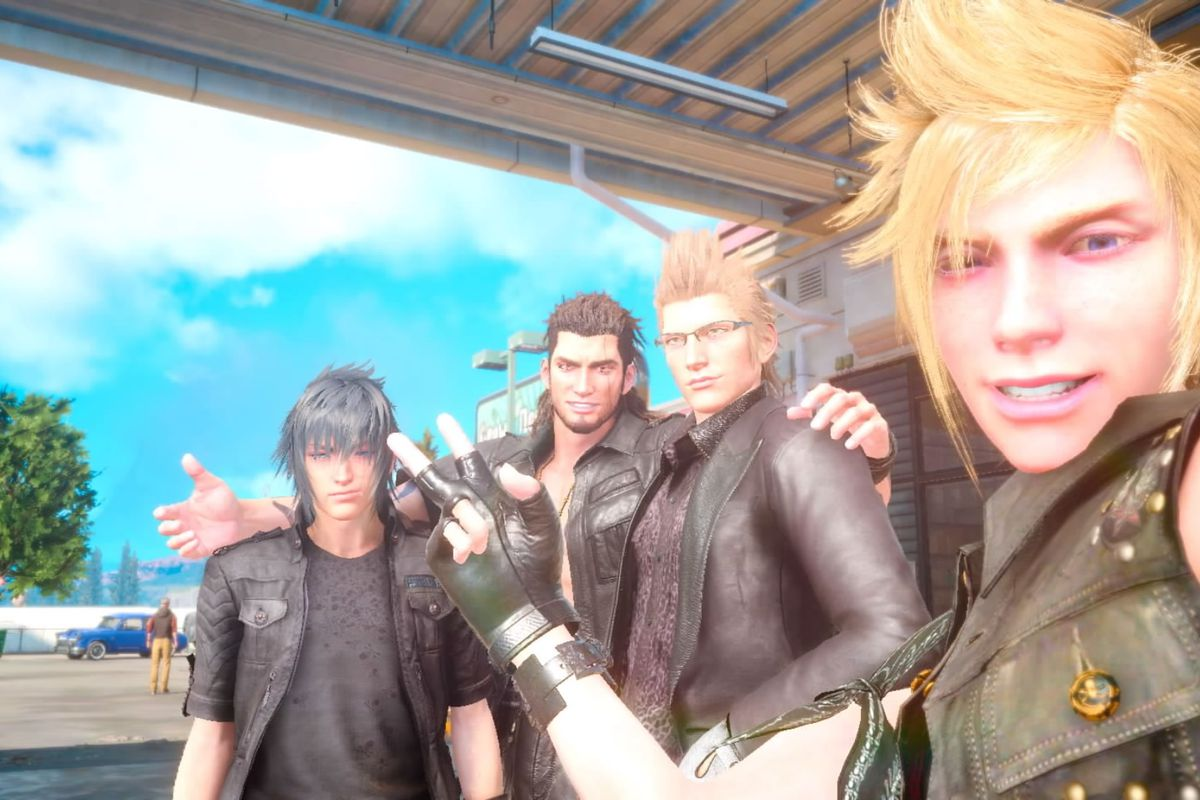 Monster Energy Wallpaper For Phones 3d Final Fantasy Xv Everything You Re Too Embarrassed To Ask