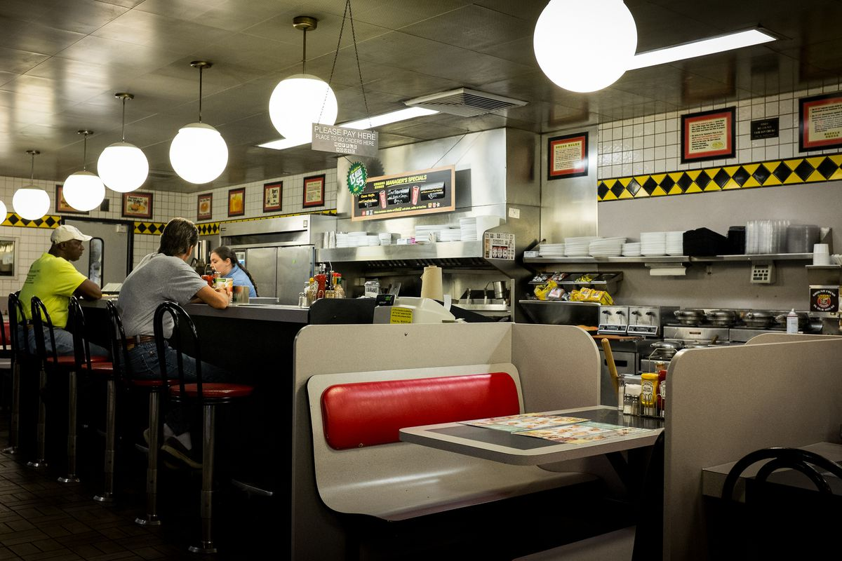Open Kitchen No Island Staving Off Grief At A Waffle House, Fake Mayonnaise, And