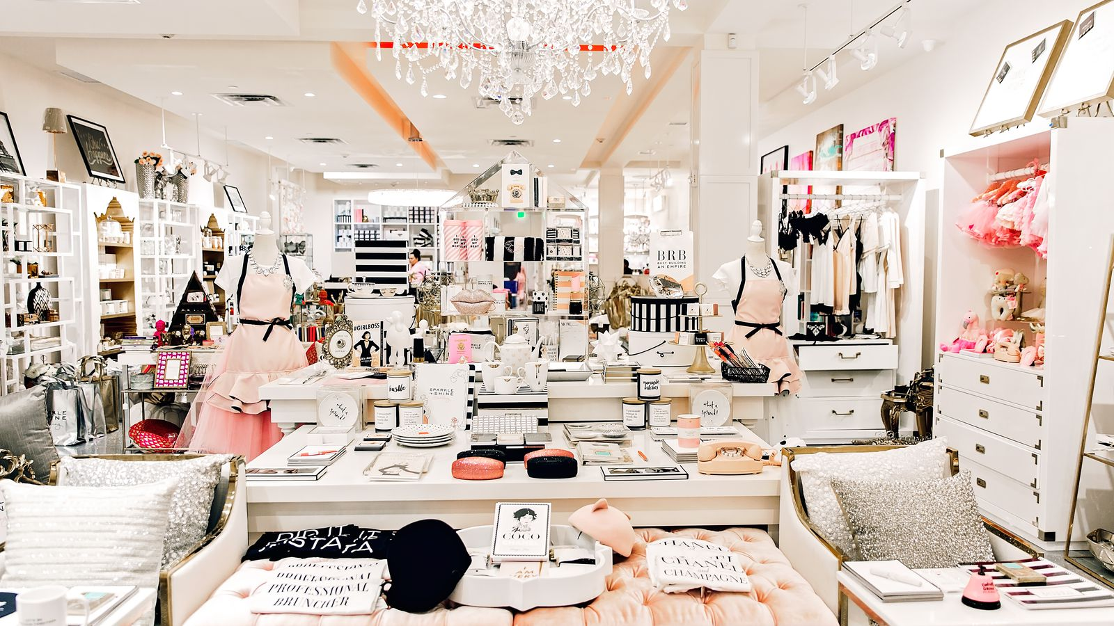 The Knick Inside Adrienne Bosh's Perfect New Boutique, Sparkle