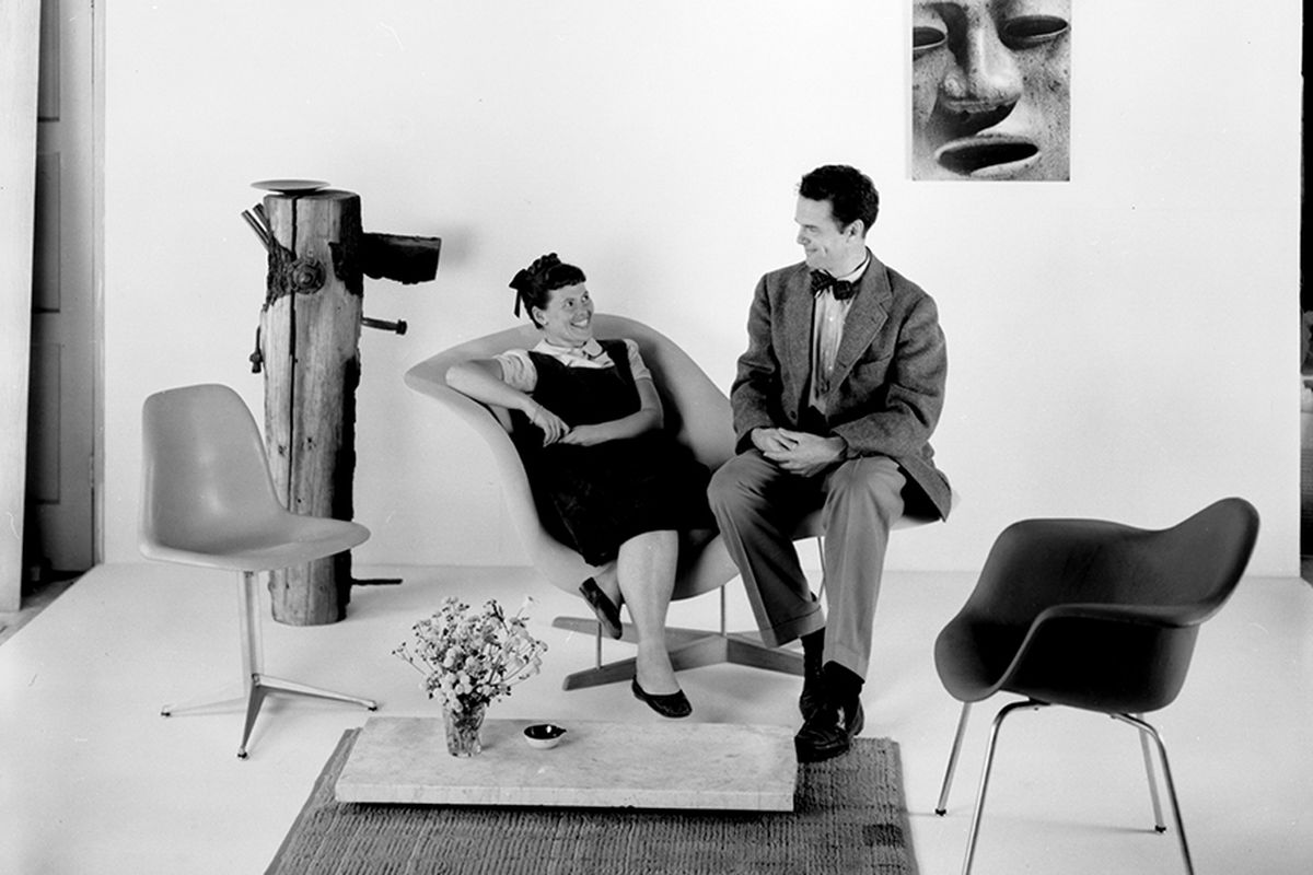 Charles & Ray Eames Oakland Museum Of California Opens Massive Eames ...