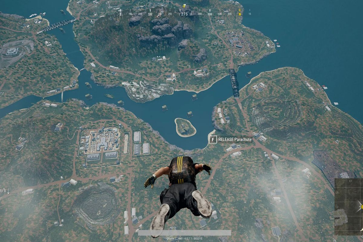 Pubg Parachute Wallpaper Pubg S New Map Is Perfect For Players Who Are Terrible At