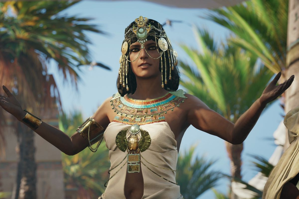 Pokemon Girl Wallpaper Assassin S Creed Odyssey May Have Been Leaked By A