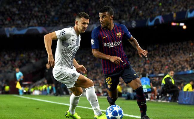 Barcelona Vs Inter Milan Champions League Final Score 2