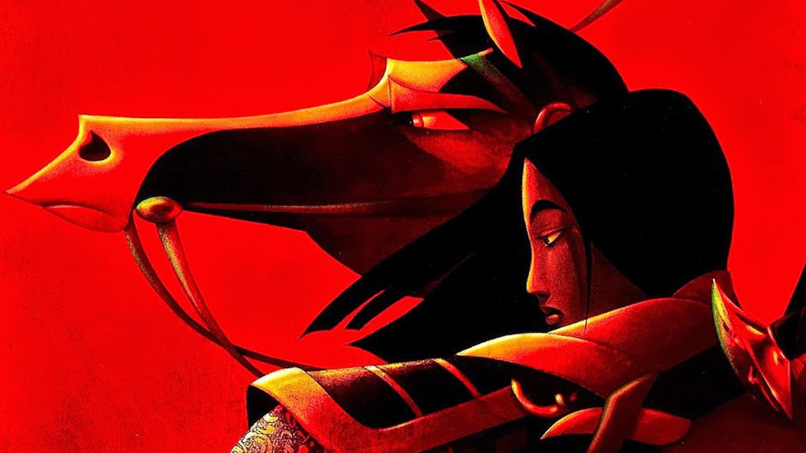 Wallpaper For Iphone X Live Mulan Leak Shows Disney Wasn T Prepared To Bring The 90s