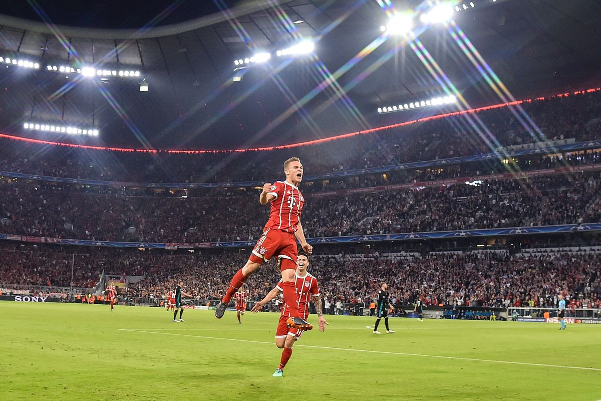 Champion Libro Preview Bayern Munichs Lineup Against Real Madrid In The