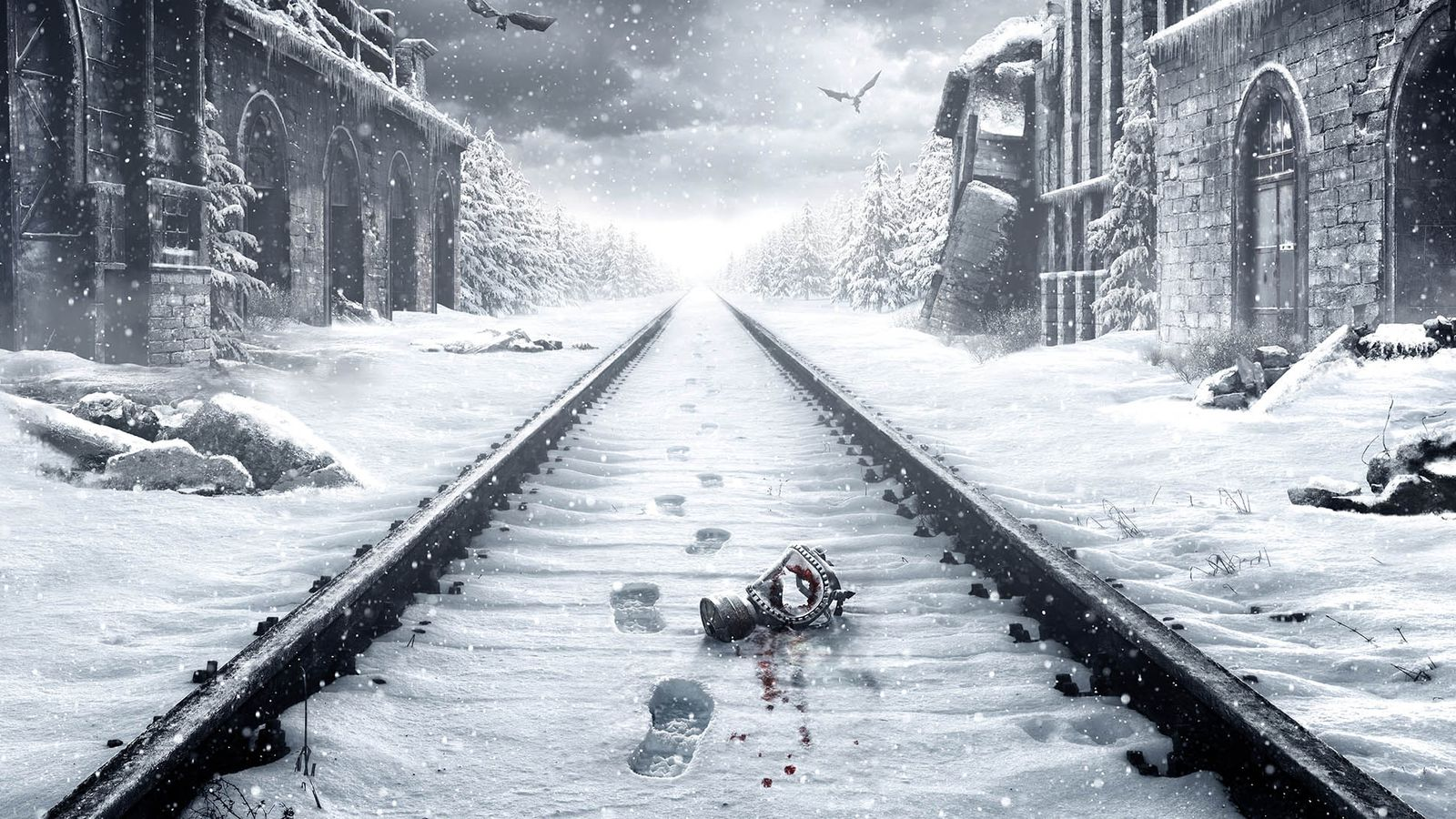 3d Moving Wallpaper Hd For Pc Metro Exodus And The Developer That Won T Stop Fighting