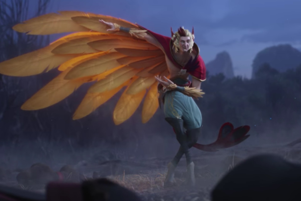 League Of Legends Zed Wallpaper Hd Xayah And Rakan Appear In A New Short Cinematic Teaser
