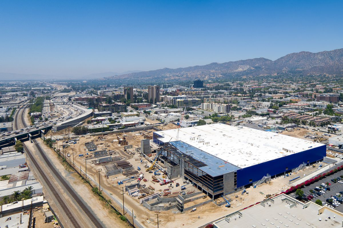 Ikea Burbank Address The Biggest Ikea In The U.s. Will Open Next Month In