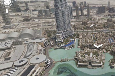 Google's Street View maps the world's tallest building, inside and out - The Verge