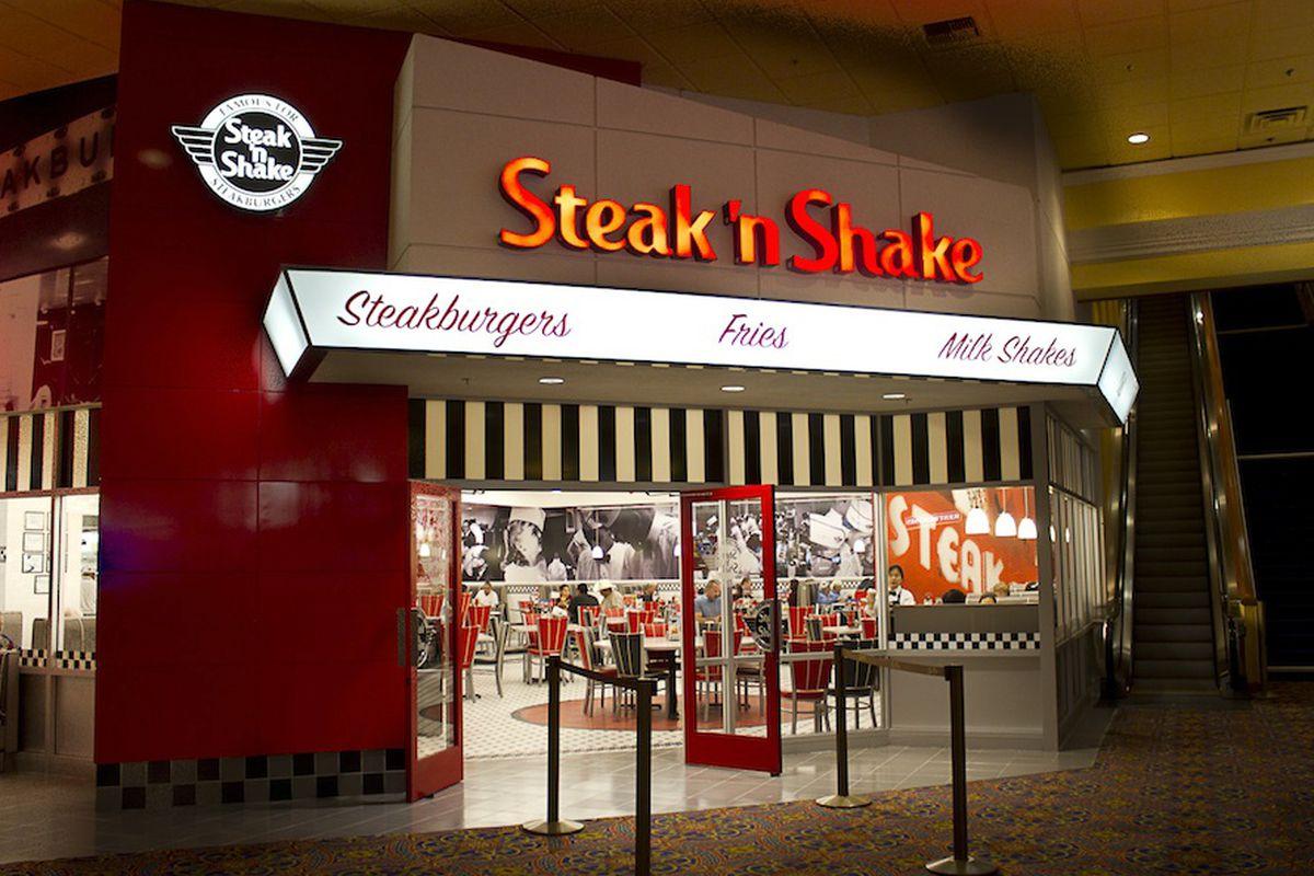 Fullsize Of Steak And Shake Menu