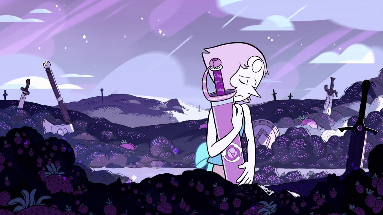 Dream About Wallpaper Falling Off Dead Parents Steven Universe And Processing Grief Polygon