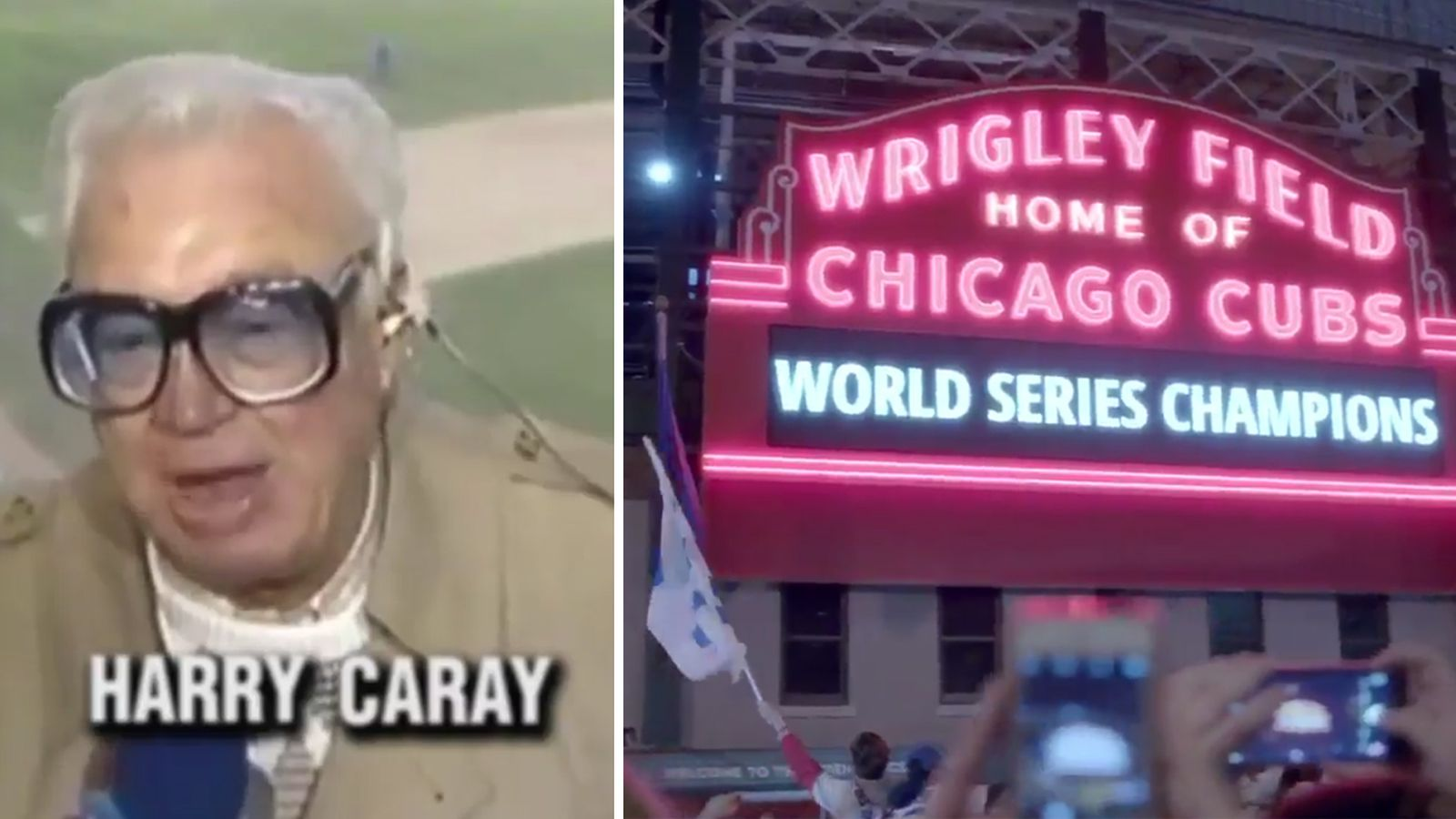 Atlanta Hawks Iphone 6 Wallpaper Harry Caray Calls The Cubs Final Out Of The World Series