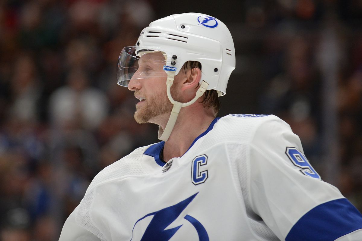 Kucherov Stats Tampa Bay Lightning Get Two Representatives In The All