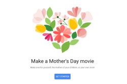 Plush Your Mom Day If Runninga Little Google Photos Can Turn Your S Into A Day Movie United You Have A Little Over A Week To Prepsomething For Those