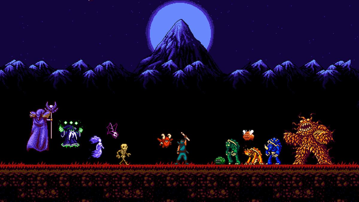 Wallpaper Supernatural 3d The Messenger Takes Ninja Gaiden On A Cross Generational