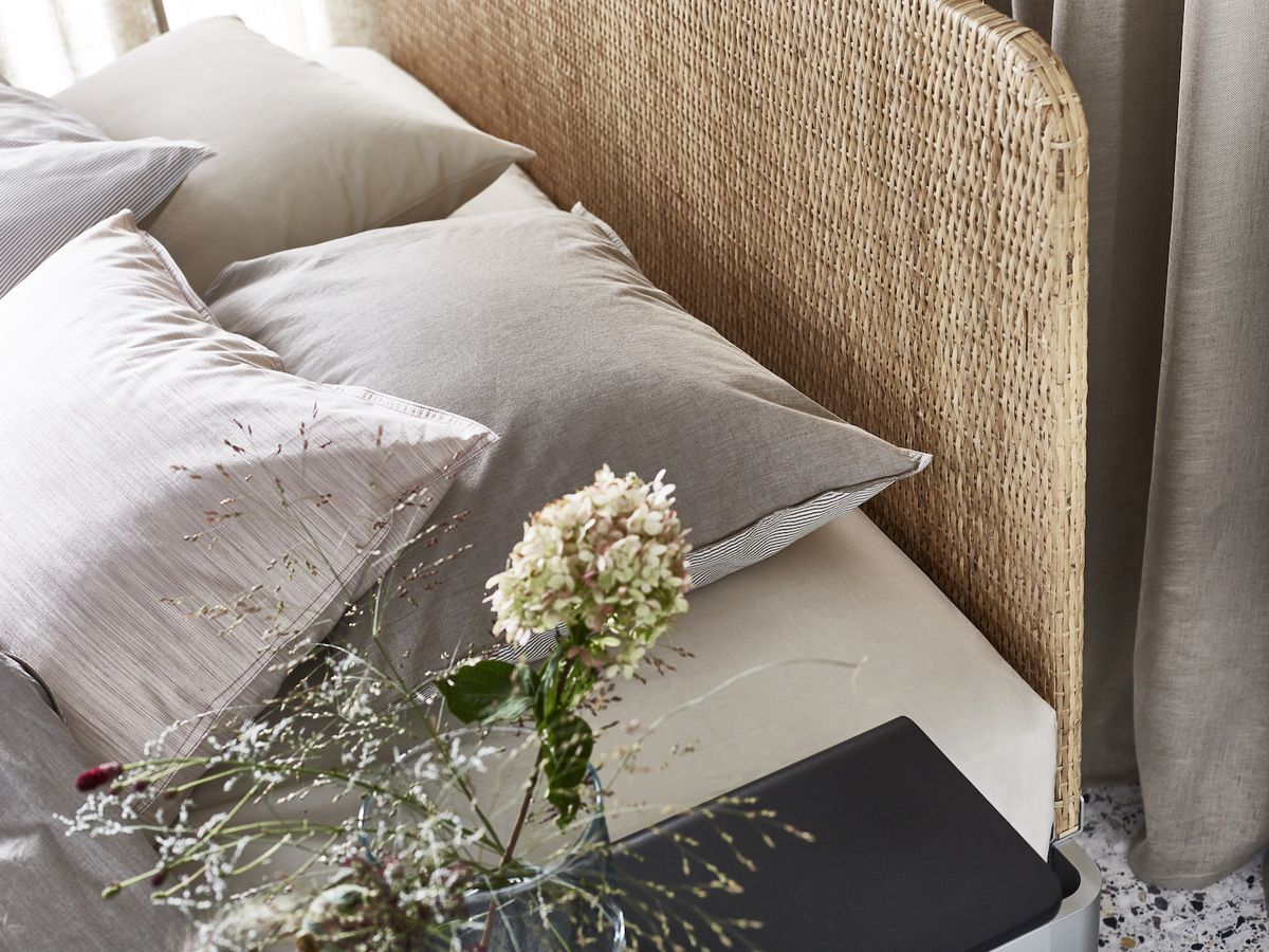 Ikea Bed Covers Ikea And Tom Dixon To Launch Delaktig Bed - Curbed
