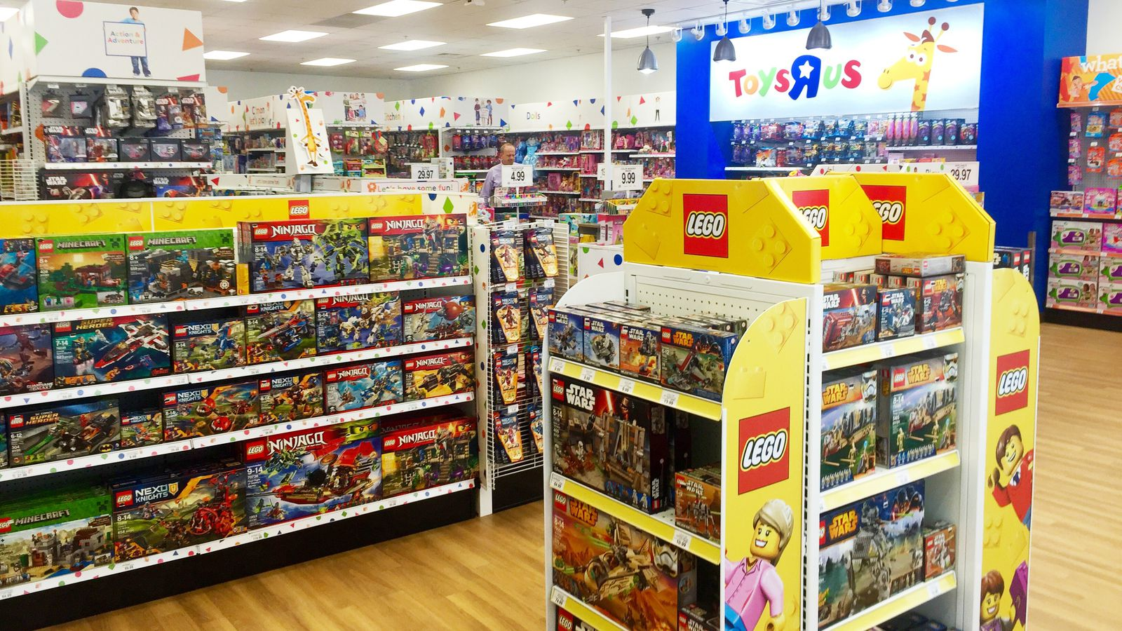 Toys R Us Küchengeräte Toys 'r' Us Is Opening An Outlet Store In Baldwin Hills