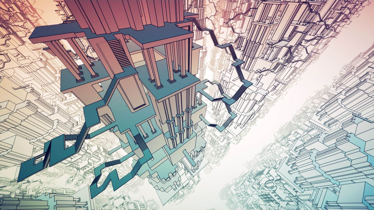 3d Wallpaper For House Walls Manifold Garden Inside The Architecture Inspired New