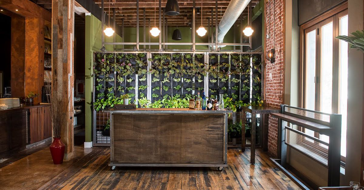 Buffets In Denver Inside The Rustic, Chef-driven Events Space Overlooking