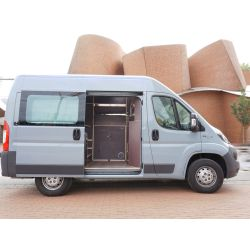 Manly Seconds Curbed Minimalist Camper Van Packs Everything You Need Created French Camper Expands To Times Its Size Square Feet Using Afiat Ducato Van As Hilgers Took A Small Van curbed Beauer 3x Camper For Sale In Usa