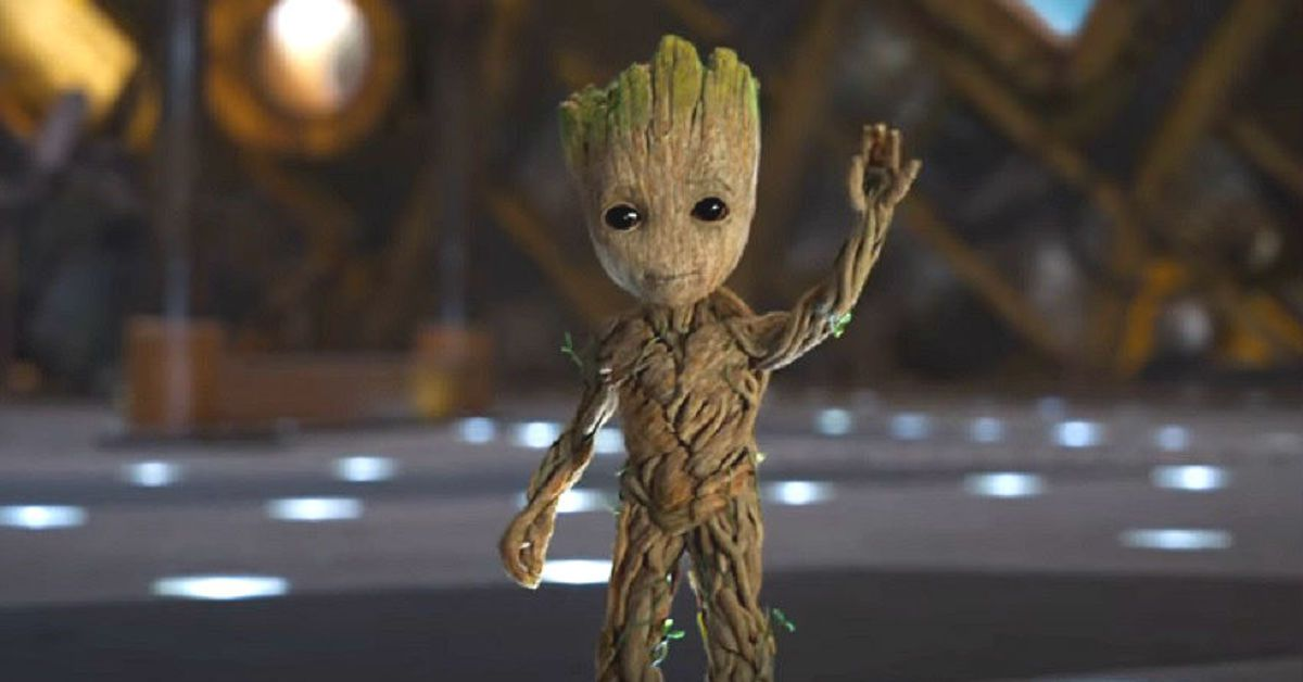 Cute Easter Egg Wallpaper James Gunn Says Baby Groot Is Groot S Son But Does That