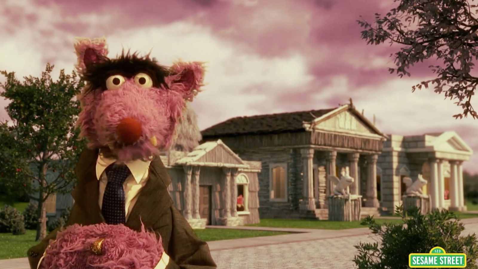 Pop The Pig Big W Watch Sesame Street 39s Near Perfect House Of Cards Parody