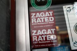 Interesting Florida Photo By Joe Infatuation Acquires Zagat A Move That Could Beef Up La Food Zagat Los Angeles Breakfast Zagat Los Angeles Sushi Zagat Sign At A Restaurant