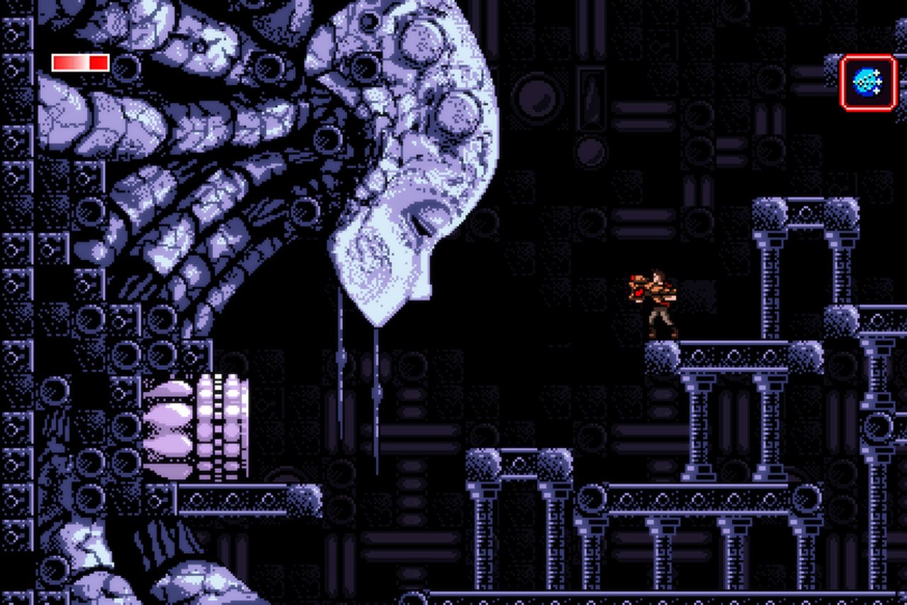 Super Metroid Hd Wallpaper Axiom Verge Feels Like A Brand New Metroid On Ps4 The Verge