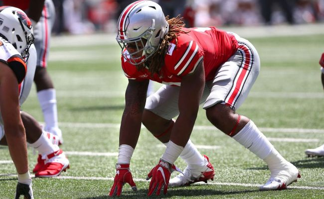 Usa Today Ranks Chase Young The No 1 Defensive Lineman In The Country Land Grant Holy Land