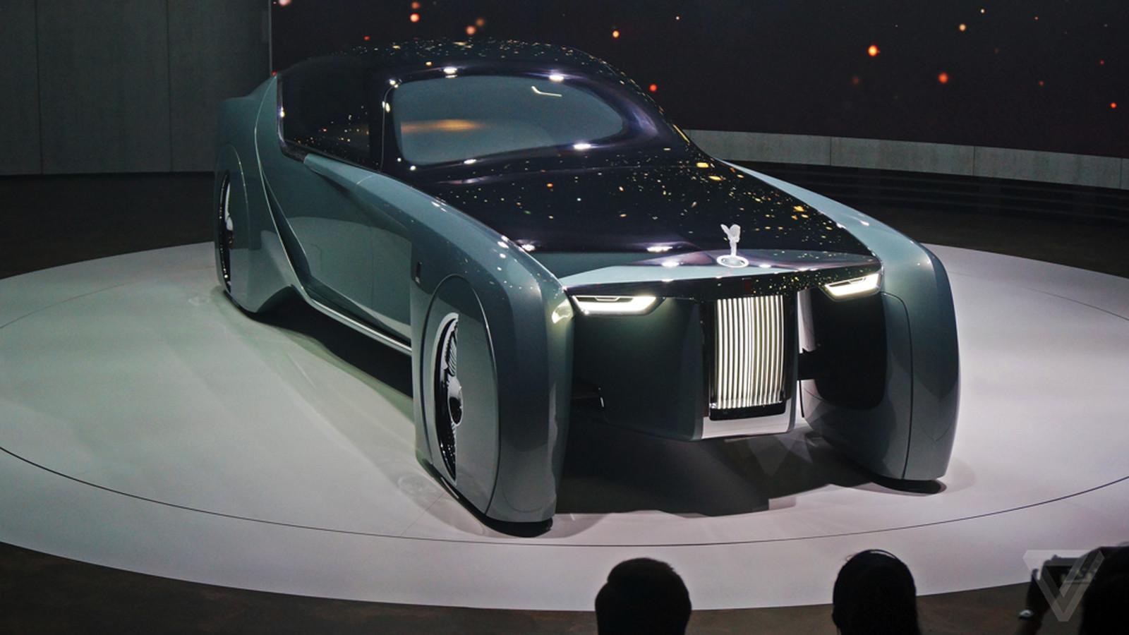 Samsung Wallpaper Hd 1080p 2017 Get Inside Rolls Royce S Unbelievable Vision 100 Concept