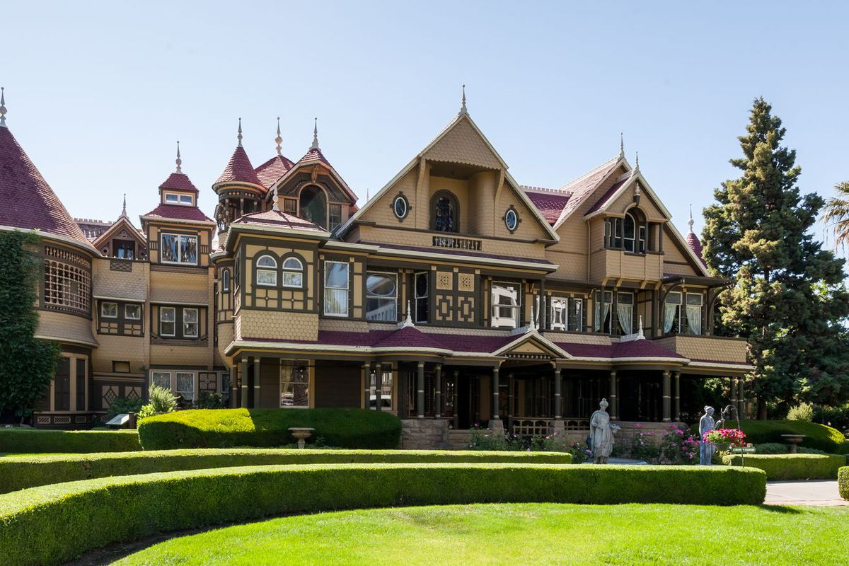Boston Hd Wallpaper Winchester Mystery House Movie Reveals Title Release Date
