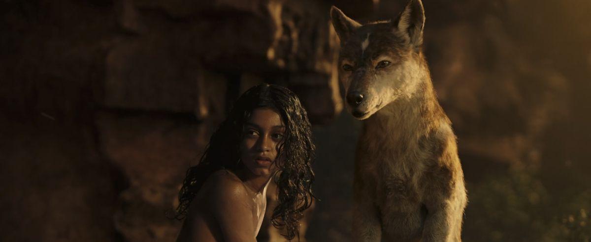 Animated Jungle Wallpaper Netflix S Mowgli Legend Of The Jungle Review The Disney