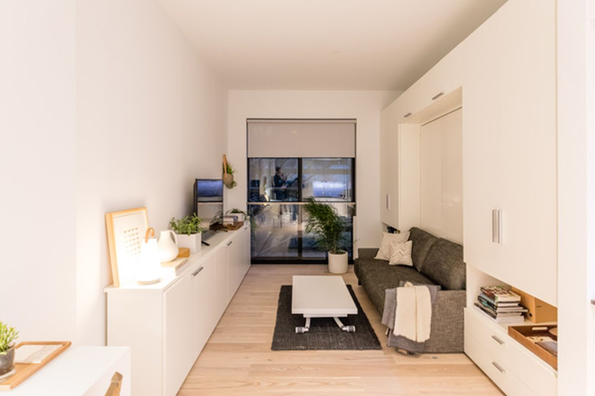 Micro Living Apartment 9 New York City Micro Apartments That Bolster The Tiny