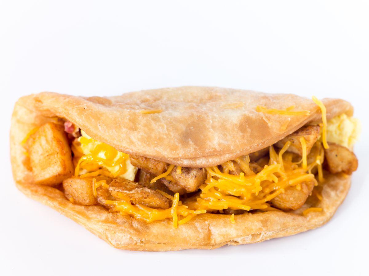 Fullsize Of Taco Bell Breakfast Time