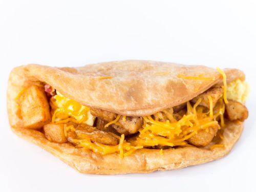 Medium Of Taco Bell Breakfast Time