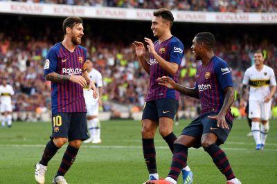 Barcelona vs Boca Juniors, Joan Gamper Trophy: Final Score 3-0, Barça end preseason with victory ...