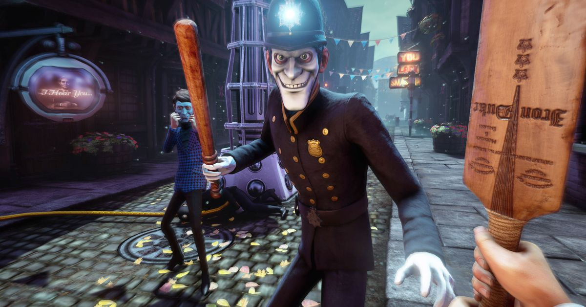 Fall Live Wallpaper For Pc We Happy Few Delayed Once Again Polygon