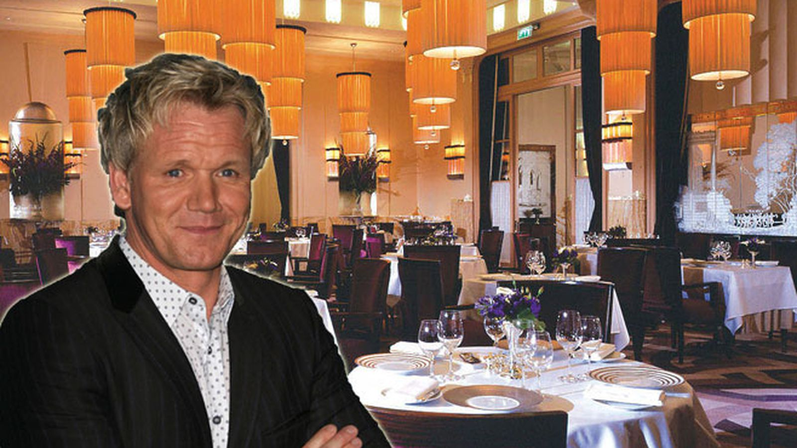 La Cocina De Gordon Ramsay Gordon Ramsay Out At Claridge's In London - Eater