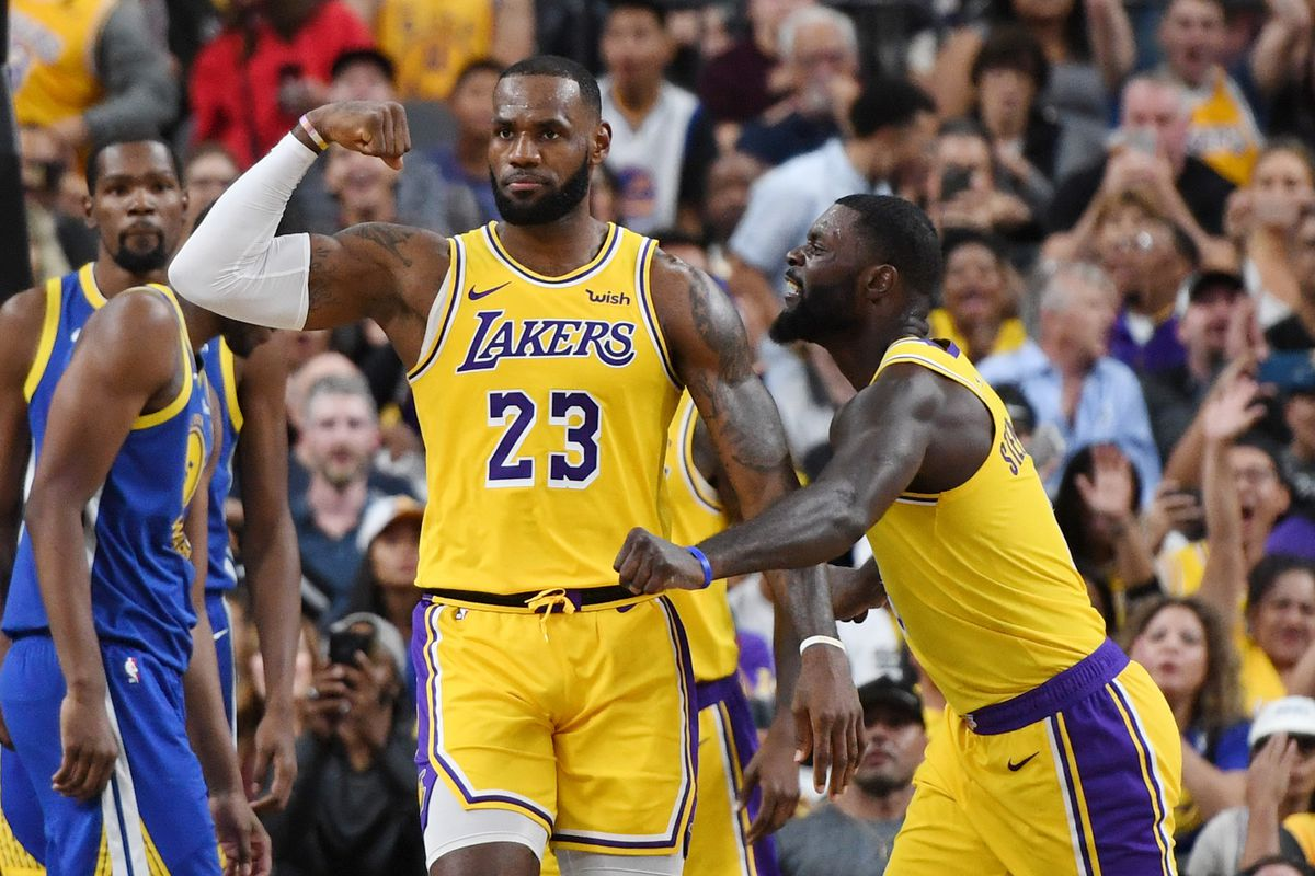Vancouver Canucks Wallpaper Hd How Will Lebron James Mesh With The Lakers Young Talent