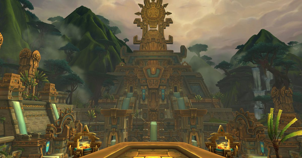 3d Wow Wallpaper The Fastest Way To Hit Level 120 In World Of Warcraft