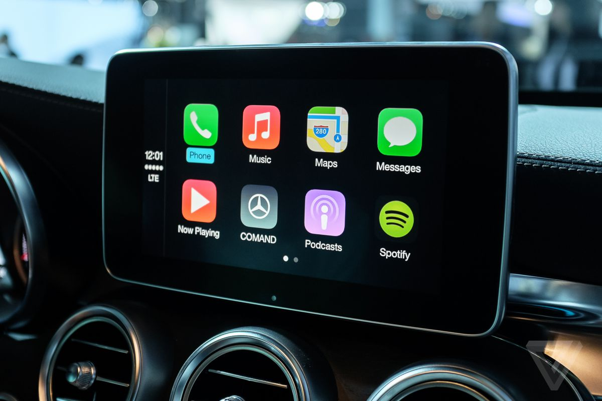 Car Audio Wallpaper Phone Google Play Music Now Works With Apple S Carplay The Verge