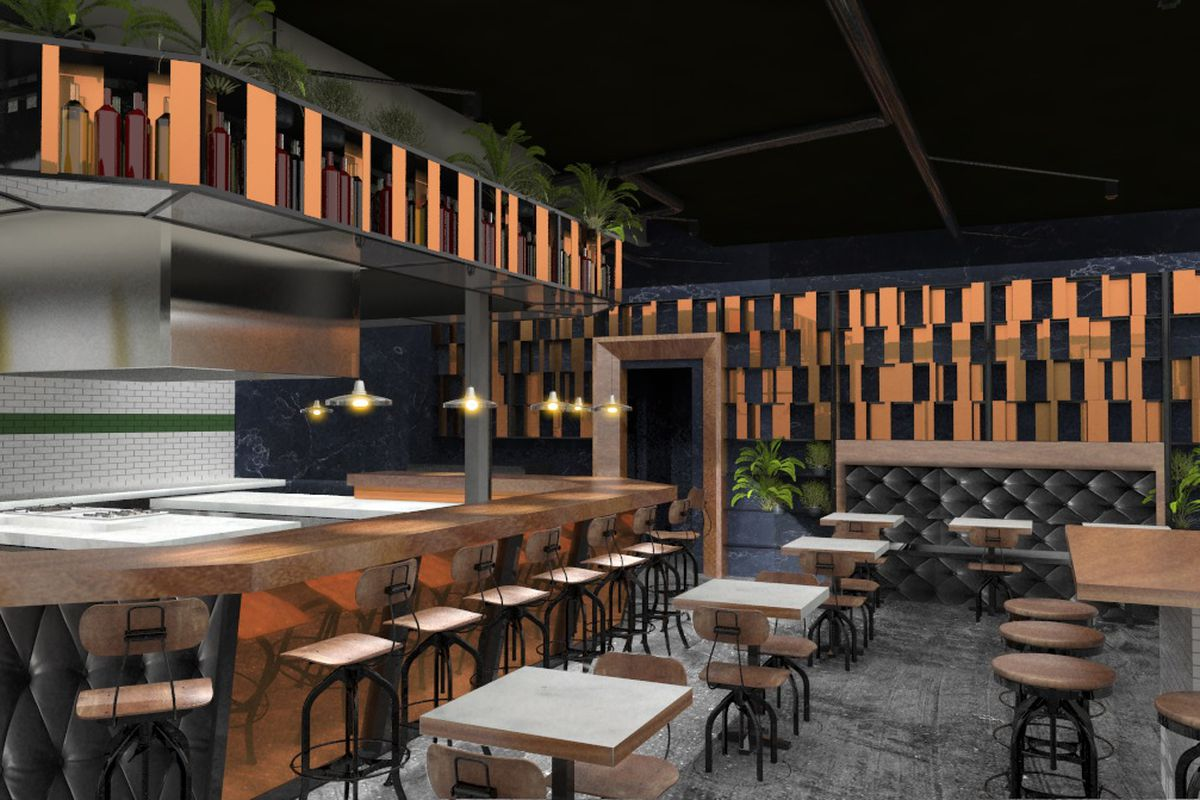 Italian Restaurant Design Quarter Roman Chef Launching Italian Restaurant In Hillcrest