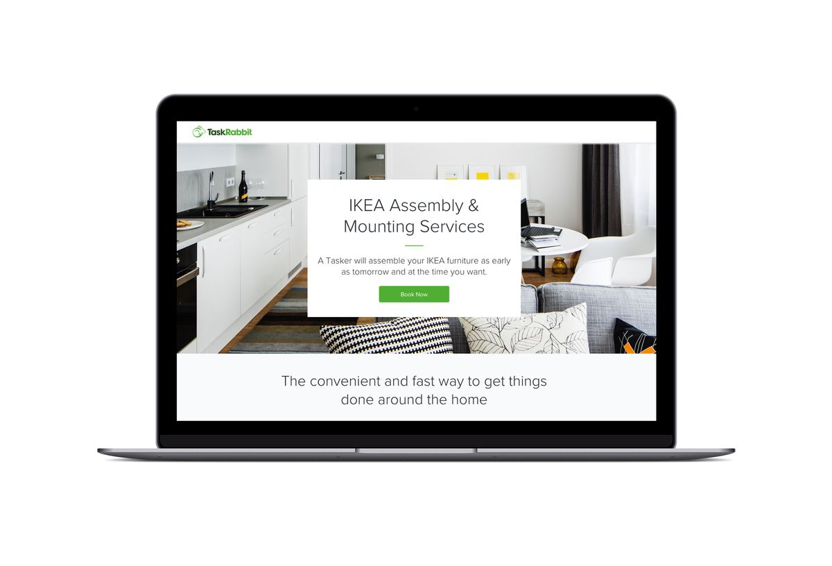 Ikea Act Ikeas Taskrabbit Assembly Service Officially Launches